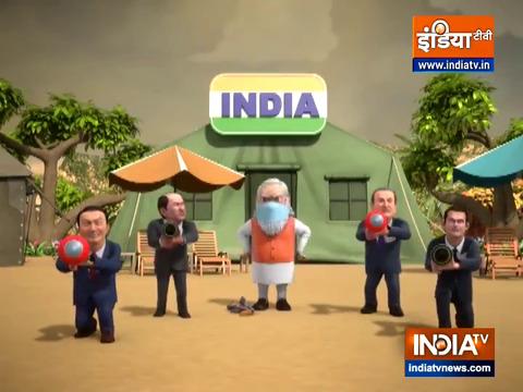 OMG: कोरोना के खिलाफ जंग में भारत को मिला विदेशी दोस्तों का साथ