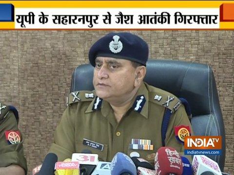 यूपी: आतंक के खिलाफ बड़ी सफलता, सहारनपुर के देवबंद से जैश के दो आतंकी गिरफ्तार