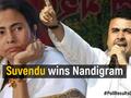 Bengal Poll Results: Suvendu Adhikari defeats Mamata Banerjee in Nandigram