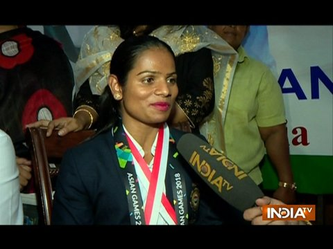 Exclusive | Feel proud to win two Asiad medals, will train harder for 2020 Olympics: Dutee Chand