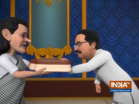 OMG: महाराष्ट्र में सरकार बनाने को इस तरह साथ आए शिवसेना, एनसीपी और कांग्रेस