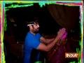 Vivian Celebrated Holi on 'Shakti' set