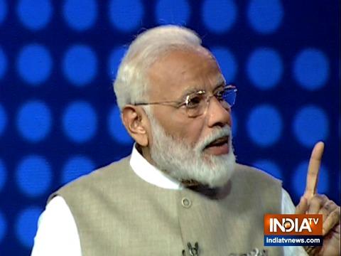 पीएम मोदी ने कहा- सबूत मांगने वालों के पास इसे स्वीकार करने की जिम्मेदारी भी होनी चाहिए