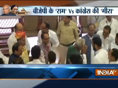President Election: Madhya Pradesh CM Shivraj Singh Chouhan cast his vote