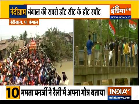 Haqikat Kya Hai: Will Mamata Banerjee face defeat in battle of Nandigram?