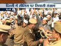 Delhi sealing drive: Police lathicharge on protesting AAP workers