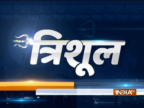 Trishool: Watch special show on Sitamarhi's Janki temple