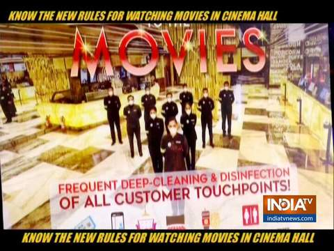 Planning to watch a movie in theater? Here are new rules for watching movie in cinema halls