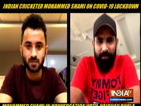 Lockdown Tales: Virat Kohli or Rohit Sharma? Mohammed Shami gives best reply