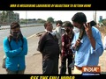 Ground Report: Labourers from Rajasthan stranded on Mumbai-Ahmedabad highway. India TV's Dinesh Maurya reports