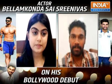 Bellamkonda Sai Sreenivas to make his Bollywood debut