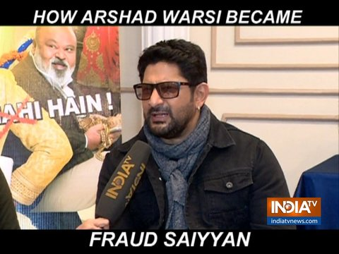 Fraud Saiyyan: Arshad Warsi, Prakash Jha reveal interesting details about their upcoming movie