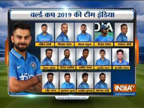 ICC Cricket World Cup: विश्व कप टीम में जगह नहीं बना सके ऋषभ पंत, कार्तिक के अनुभव को मिली तरजीह
