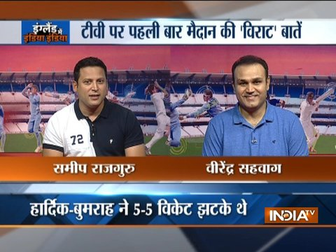 Exclusive | Virat Kohli will be one of the best captains for India: Virender Sehwag to IndiaTV