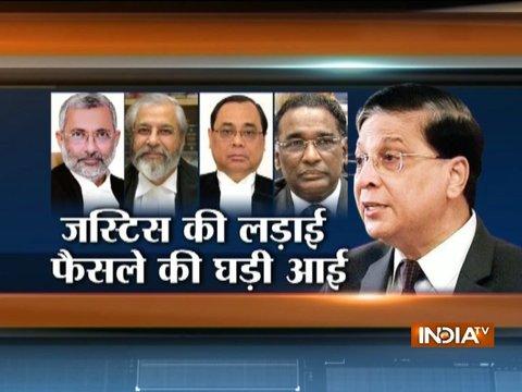 Congress questions PM Narendra Modi for sending his Principal Secretary to CJI