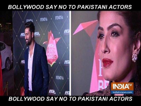 पुलवामा आतंकी हमले के बाद पाकिस्तानी कलाकारों को बैन करने के समर्थन में आया बॉलीवुड