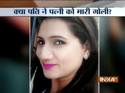 UP: International School Coordinator shot dead in Meerut, police suspect husband's hand