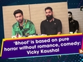 'Bhoot' is based on pure horror without romance, comedy: Vicky Kaushal