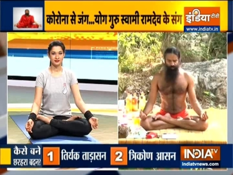swami ramdev shares ways to lose weight fast with yoga