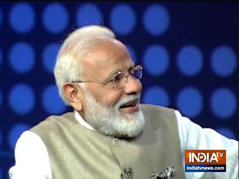 मैं सद्भावना के तौर पर लाहौर गया था क्योंकि नवाज शरीफ मेरे शपथ ग्रहण समारोह में आए थे: PM मोदी