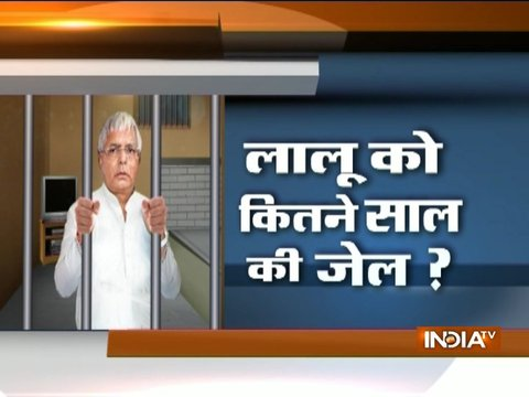 Fodder Scam: CBI court to pronounce quantum of punishment for Lalu Yadav shortly