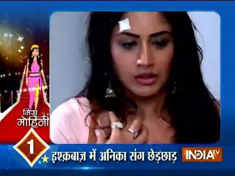 Ishqbaaz: Priyanka's husband Daksh assaults Anika