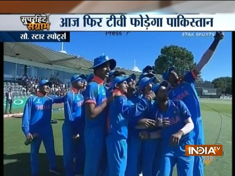 ICC Under-19 WC: India defeat Pakistan by 203 runs to set up final against Australia