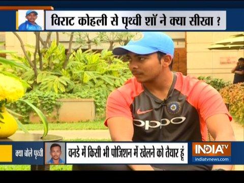 EXCLUSIVE: ऑस्ट्रेलिया के खिलाफ ऑस्ट्रेलिया में टेस्ट सीरीज जीतना भारत के लिए बहुत बड़ी उपलब्धि- पृथ्वी शॉ