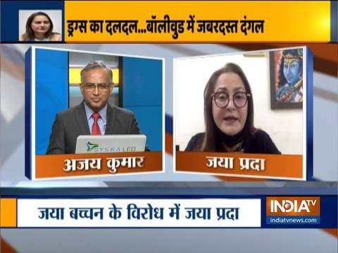 जया बच्चन के विरोध में जया प्रदा