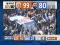 BJP president Amit Shah gets rousing welcome after BJP wins Gujarat, Himachal