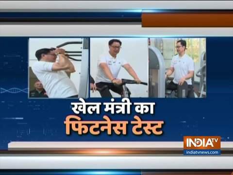 केंद्रीय खेल मंत्री किरण रिजिजू ने उद्योगों से फिट इंडिया मूवमेंट में भाग लेने की लगाई गुहार