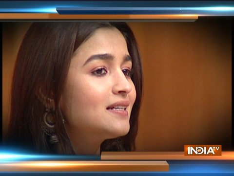I was very nervous while shooting for my first film, says Alia Bhatt in Aap Ki Adalat