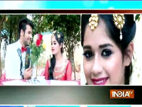Tu Aashiqui couple celebrates Promise Day with SBAS