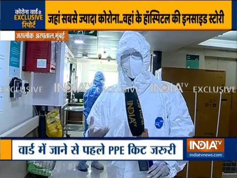 Exclusive: Ground report from Mumbai's Jaslok Hospital to check COVID-19 preparedness