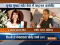 Sunanda Pushkar Death: Delhi Police charges Shashi Tharoor with 'abetment to suicide'