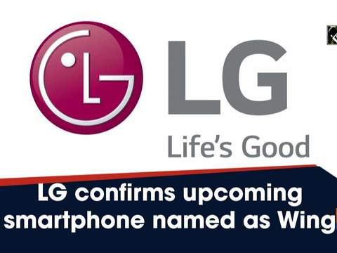 LG confirms upcoming smartphone named as Wing