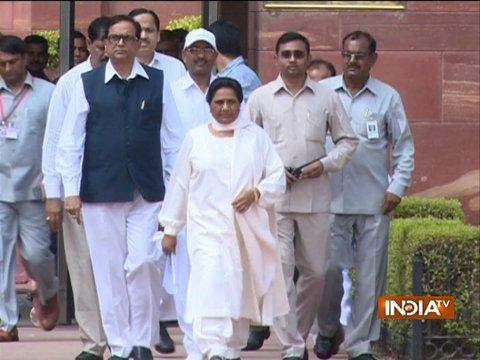 समय से पहले हो सकते हैं आम चुनाव, पीएम मोदी के बयान से मिल रहे हैं संकेत: मायावती