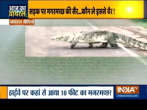 Watch India TV's show Aaj ka Viral | August 13, 2020