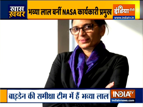 Indian American Bhavya Lal Appointed as acting chief of staff by NASA