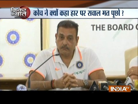 Coach Shastri bashes critics, says 'no team travels well nowadays, why pick on India?'