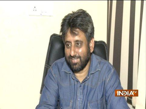 AAP MLA allegedly assaults Delhi Chief Secretary Anshu Prakash