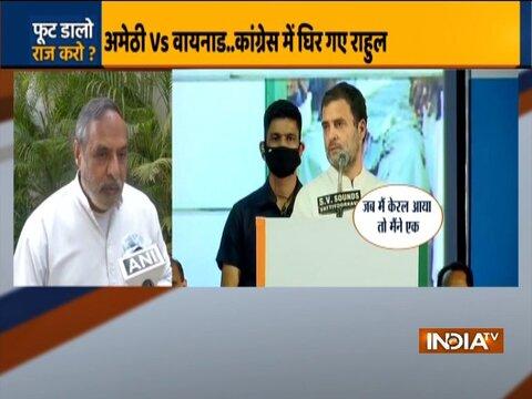 अपने बयान पर राहुल गांधी ही स्पष्टीकरण दे सकते हैं- कांग्रेस नेता आनंद शर्मा