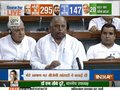 Small traders, farmers suffering the most in Modi govt, says Mulayam Yadav in Lok Sabha