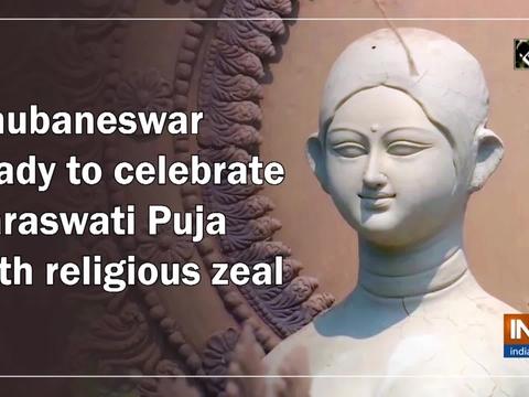 Bhubaneswar ready to celebrate Saraswati Puja with religious zeal