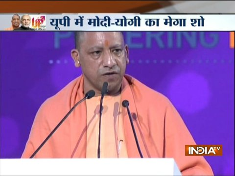 UP Investors Summit 2018: CM Yogi says govt has taken steps to curb criminal activities in state