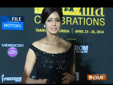 No injuries found on Sridevi's body: Forensic report