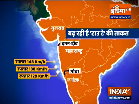 India's west coast States brace for Cyclone Tauktae, watch report