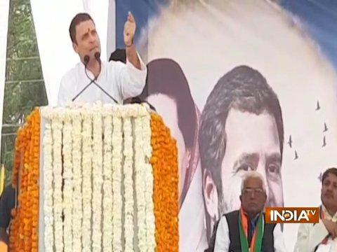 Congress will make a policy for farmer loan waiver within 10 days after winning the election