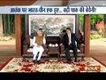 PM Narendra Modi back after 2-day China visit