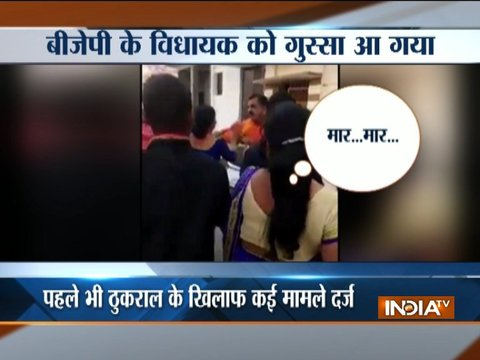 Uttarakhand: BJP leader allegedly assaults women, incident caught on camera
